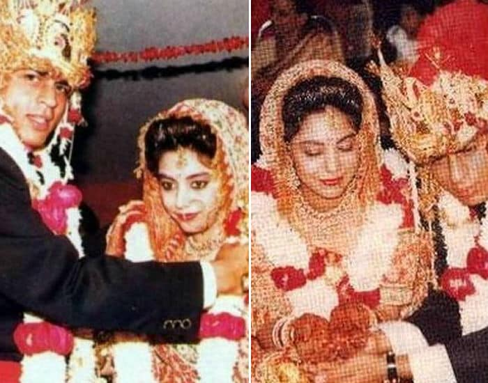 05 Shah Rukh And Gauri Finally Married