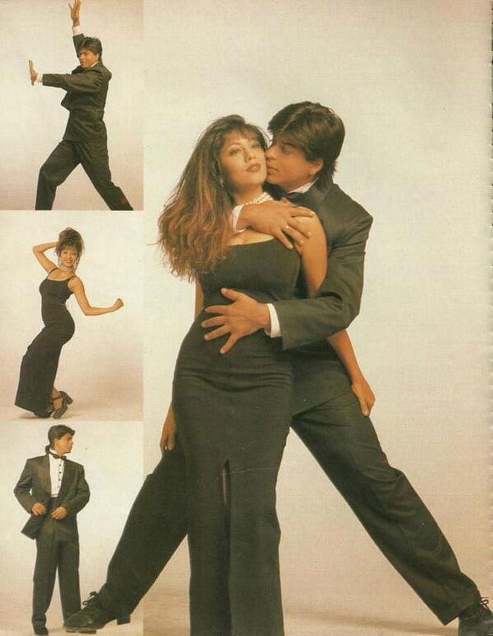 Made for each other: SRK, Gauri