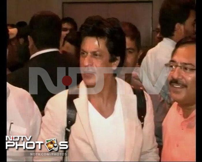 SRK, Katrina, Anushka in the City Of Joy