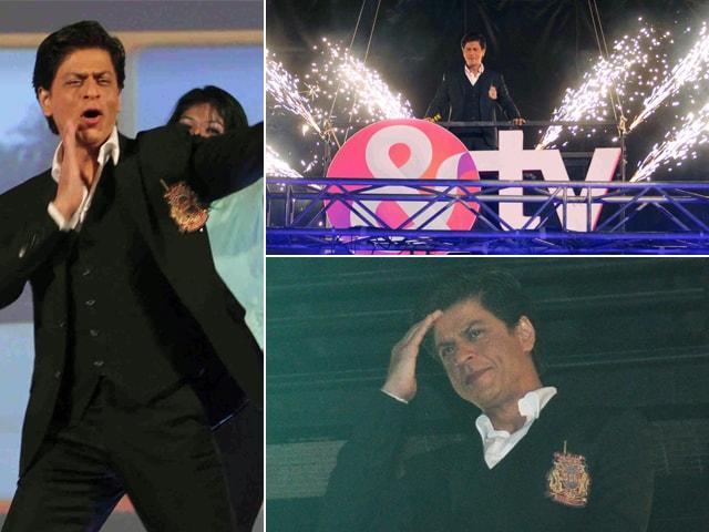 Light, Camera, Action: SRK's Return to TV