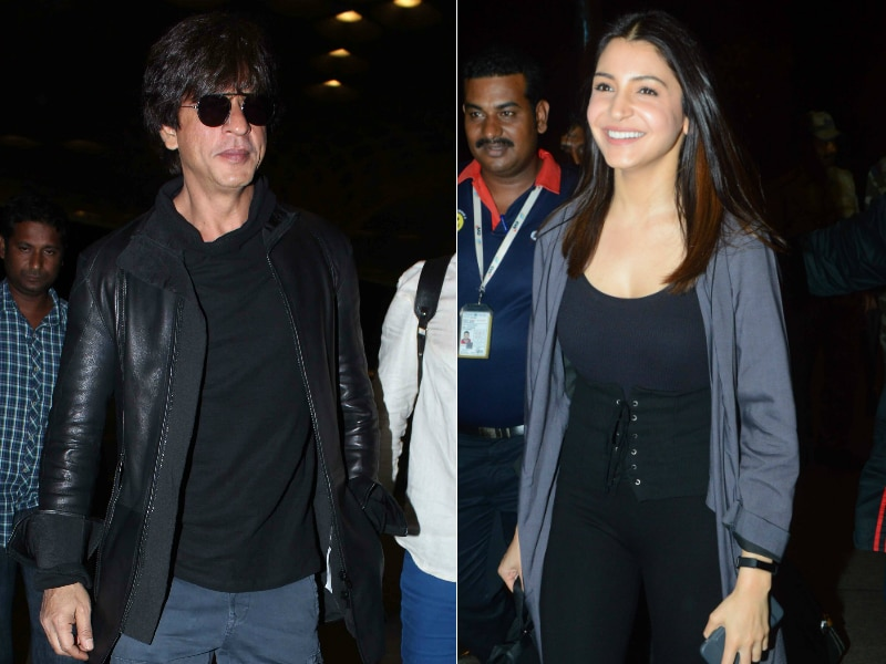 Jab Harry Met Sejal At The Airport