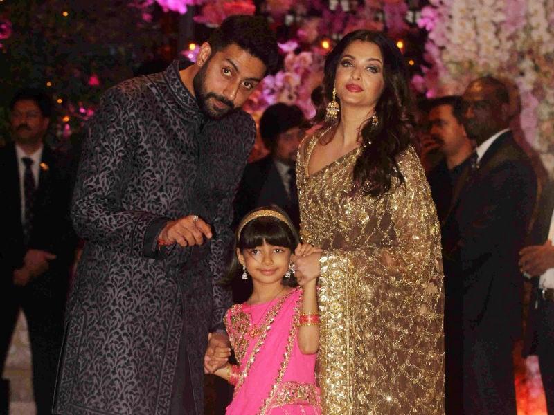 Best Of Akash And Shloka's Engagement Album With Shah Rukh, Aishwarya And Others