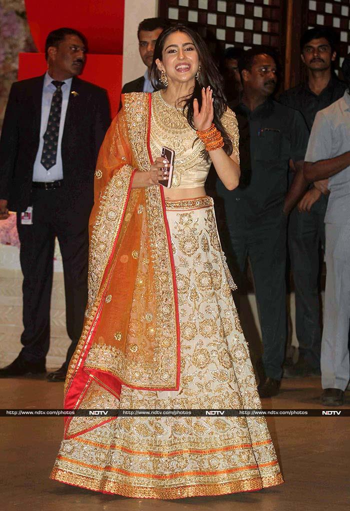 Best Of Akash And Shloka\'s Engagement Album With Shah Rukh, Aishwarya And Others