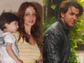 Photo : Spotted: Hrithik with wife Suzanne and kids