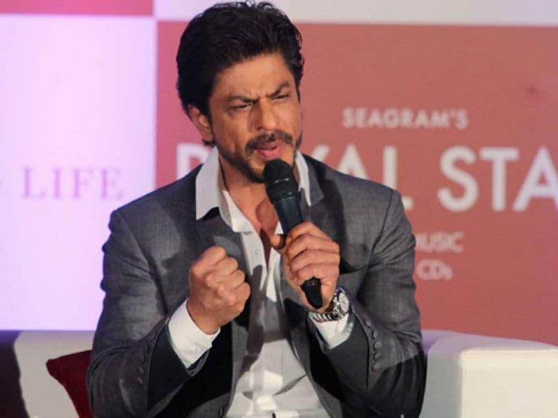 Can't. Keep. Calm.  Shah Rukh Khan and Amitabh Bachchan Are Busy