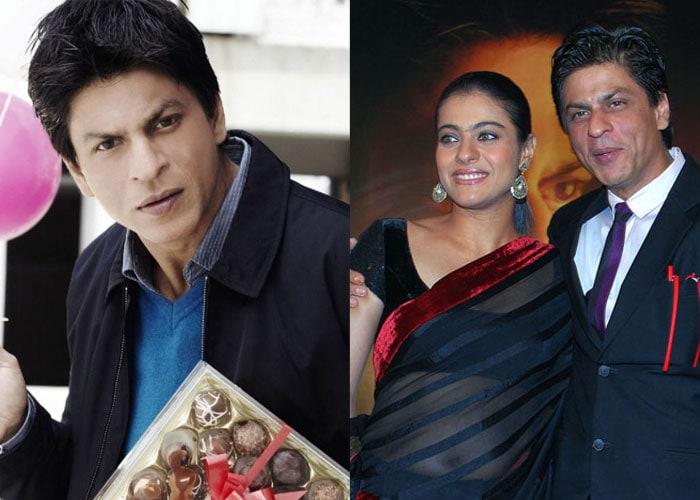 Happy Birthday Shah Rukh Khan. Bollywood\'s Biggest Dilwala@51