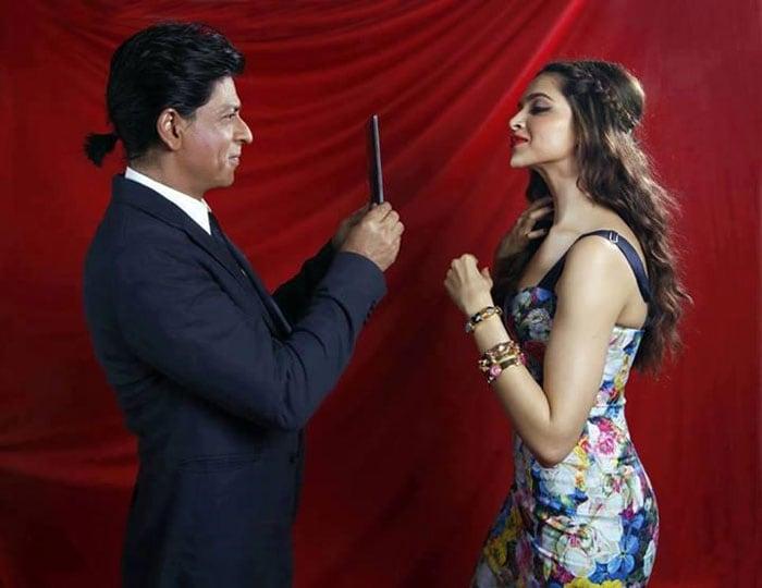 Mirror mirror, Deepika is fairer