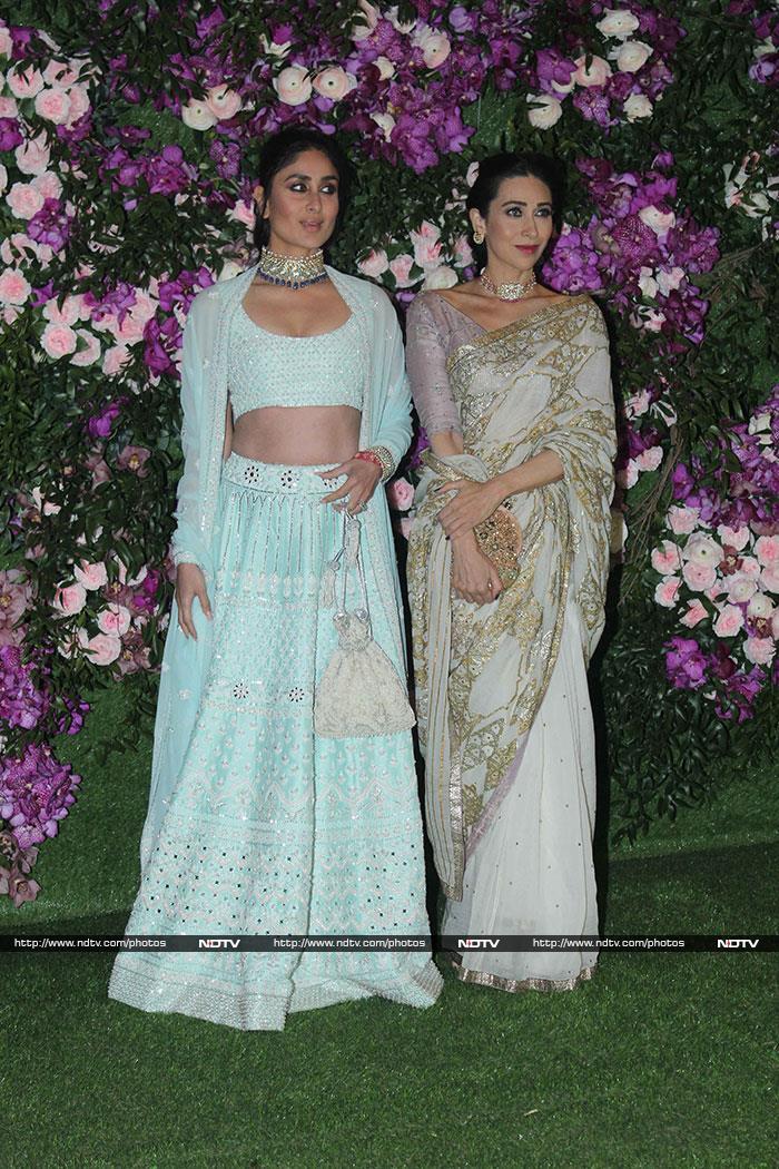 आकाश अंबानी की शादी में कुछ इस अंदाज में नजर आए बॉलीवुड के सितारे