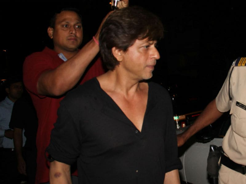 Shah Rukh Khan, Gauri's Night Out With Shweta Bachchan
