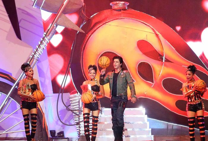 SRK, Katrina, Deepika glam-up IPL opening ceremony