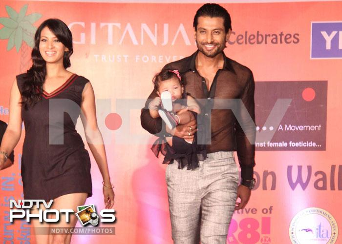 Celebs walk the ramp for a cause