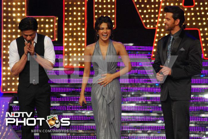 Stars at Just Dance grand finale