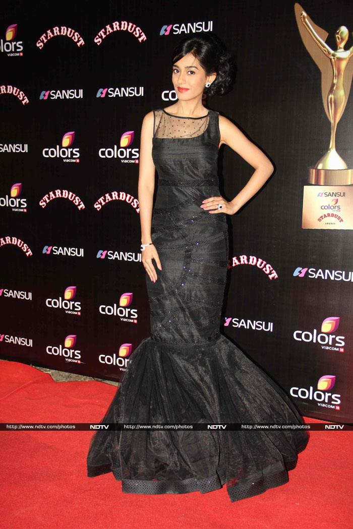 A-List Red Carpet at Stardust Awards