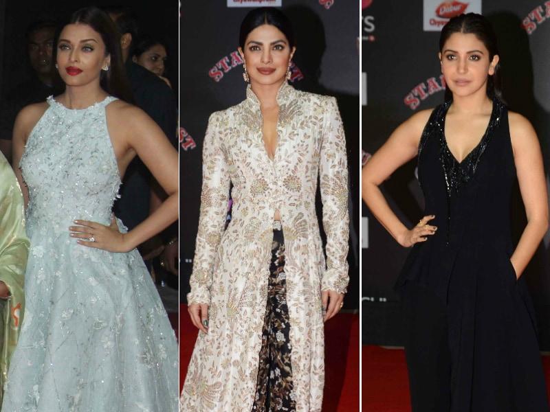 Aishwarya, Priyanka, Anushka Sprinkled Stardust On This Red Carpet