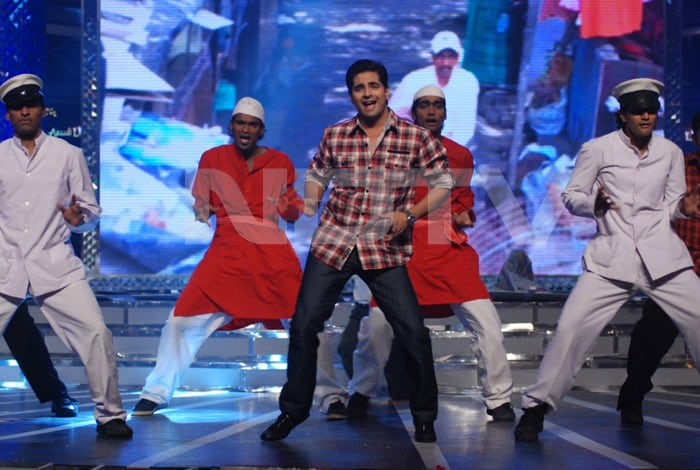 TV stars perform at Star Plus Presents Azaadi Live