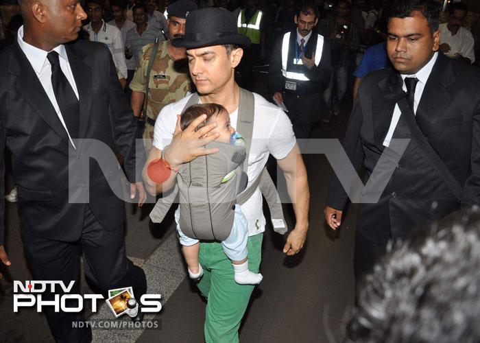 Meet Aamir Khan\'s son Azad