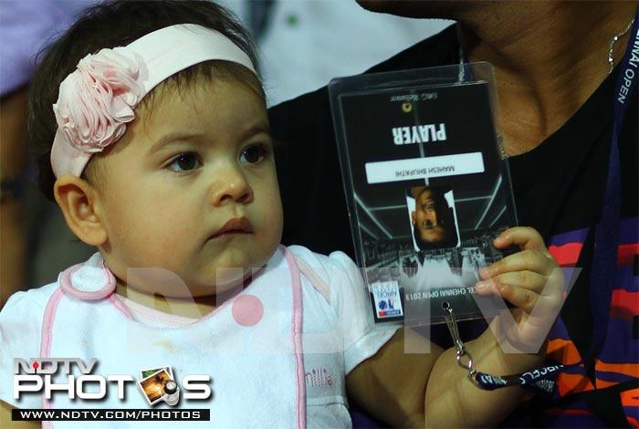 Meet Lara and Mahesh Bhupathi\'s daughter, Saira