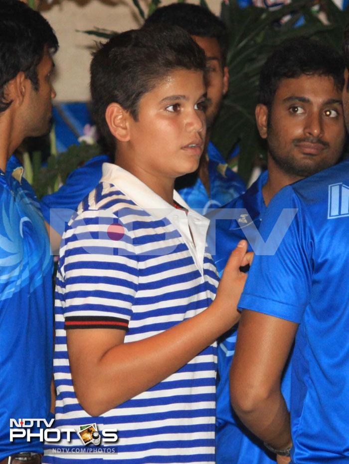 Meet Sachin Tendulkar\'s son Arjun