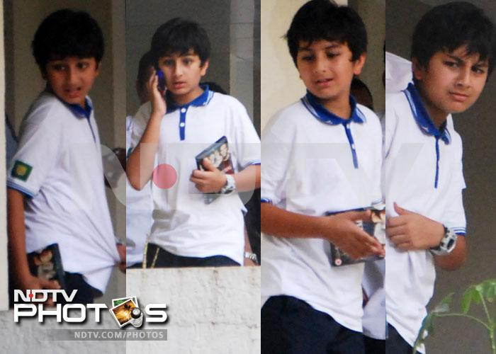 Meet Saif and Amrita\'s son, Ibrahim