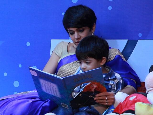 Meet Mandira Bedi's Son Vir