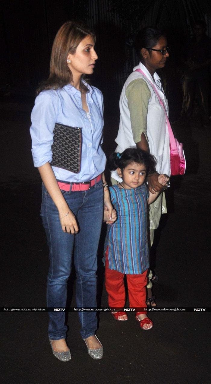 Meet Ranbir Kapoor\'s niece Samara
