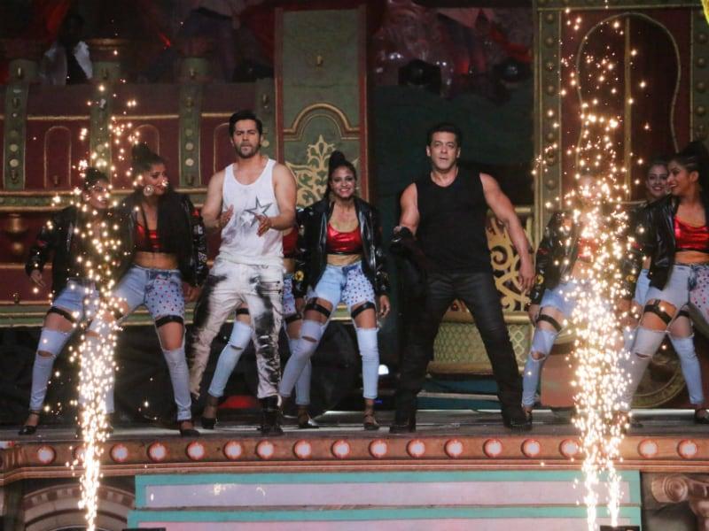 Varun, Salman's Judwaa Force Sets Dance Floor On Fire