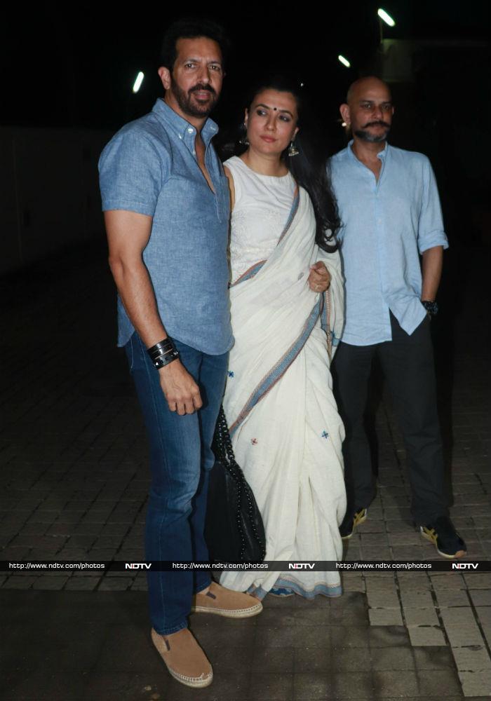 Stree Aagayi. Shraddha Kapoor, Rajkummar Rao, Vaani Kapoor Are Witnesses