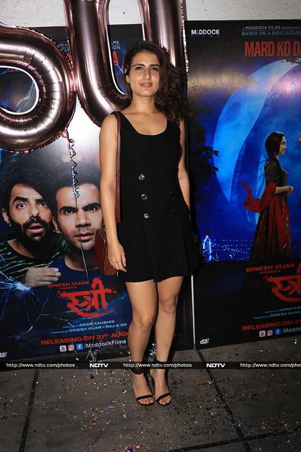 Shraddha And Team Stree Have More Than 100 Crore Reasons To Smile