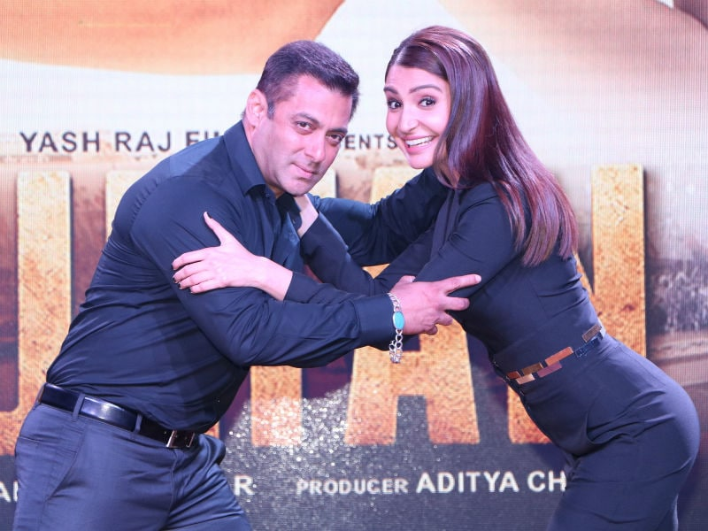 Such is the Daav: Salman, Anushka Launch Sultan Trailer