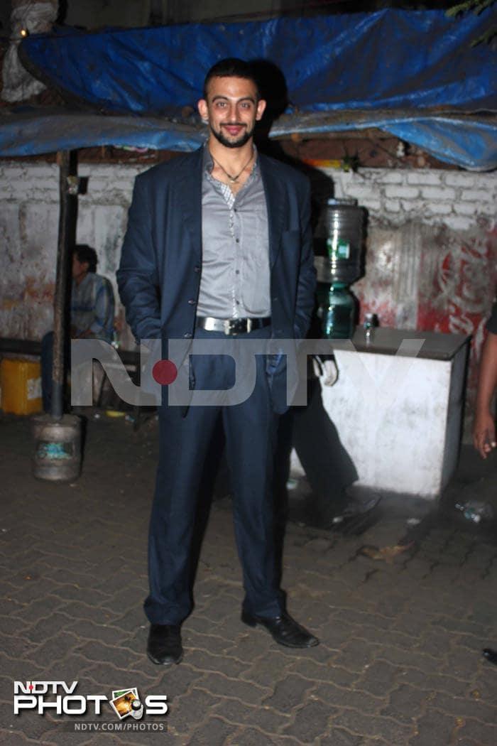 Stars at Shaad Ali\'s reception