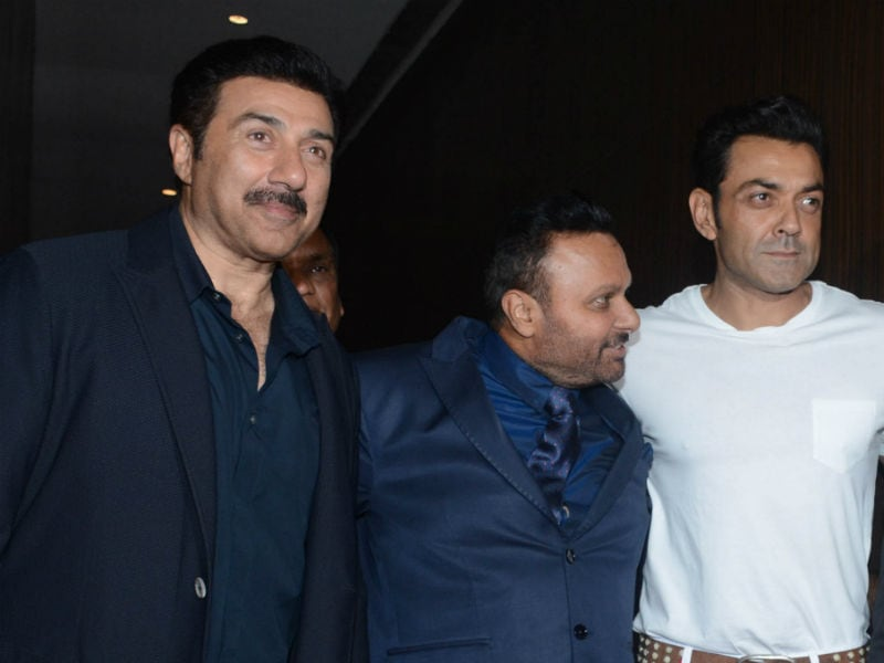 A Day In The Lives Of Brothers Sunny And Bobby Deol