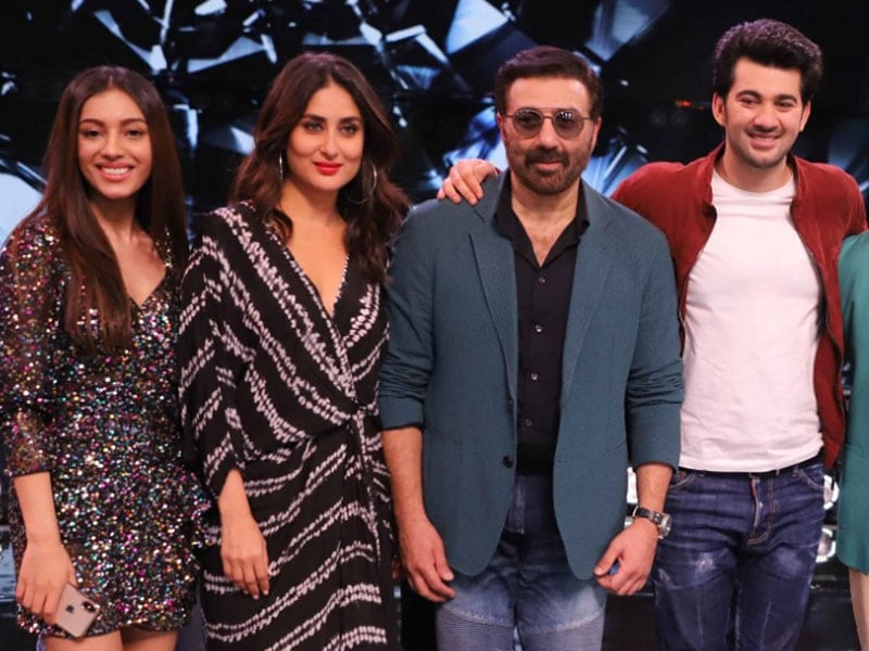 Jab Sunny And Karan Deol Met Kareena Kapoor