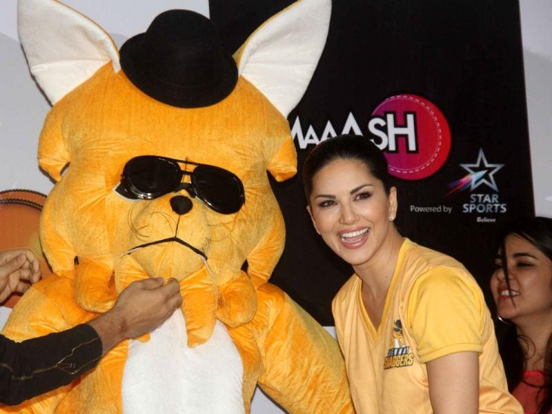 Sunny Leone, the Swagger