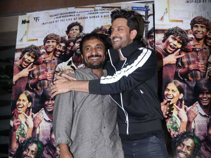 Hrithik Roshan, Mrunal Watch Super 30 With Kunal Kapoor, Anand Kumar And Others