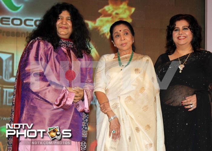 Asha Bhosle, bitten by the reality bug?