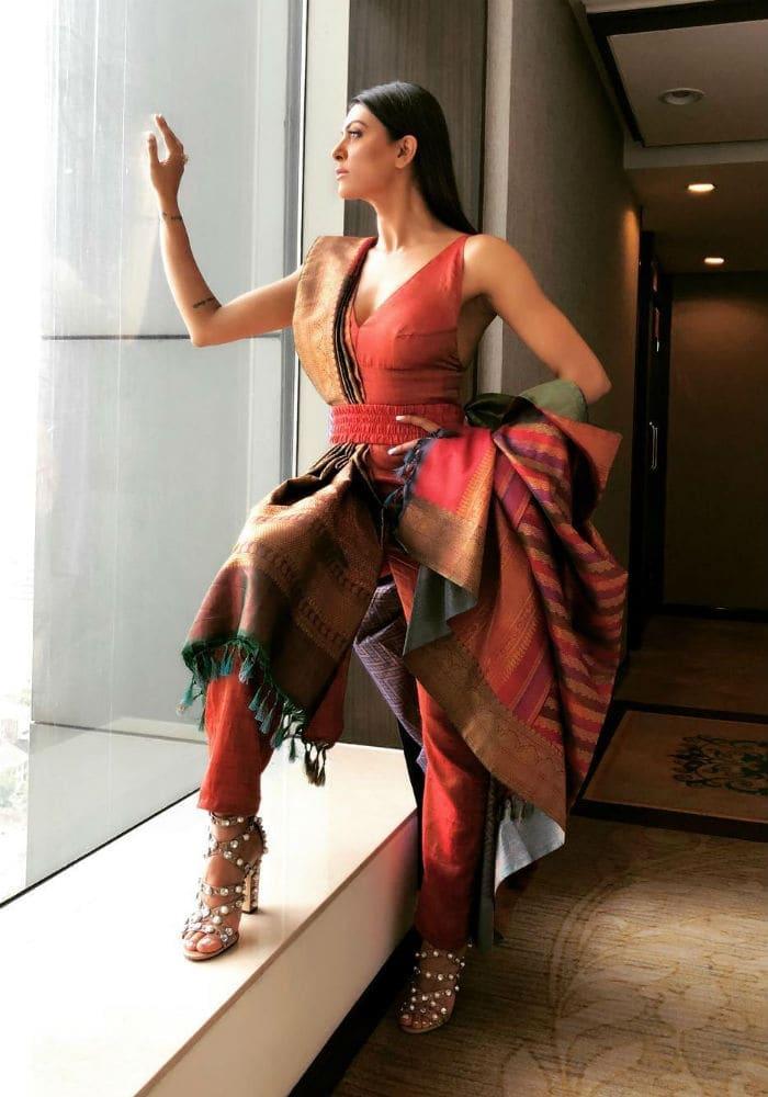 हैप्पी बर्थडे सुष्मिता, 45 में भी दिखती हैं आकर्षक