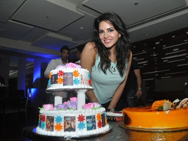 Inside Sunny Leone's Birthday Party