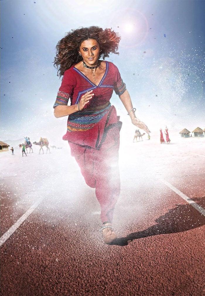 Next up, Taapsee Pannu has films like Akarsh Khurana\'s Rashmi Rocket, Aakash Bhatia\'s Looop Lapeta, Anurag Kashyap\'s Dobaaraa and Rahul Dholakia\'s Shabaash Mithu in the line-up.  This image was posted on Instagram by Taapsee Pannu.