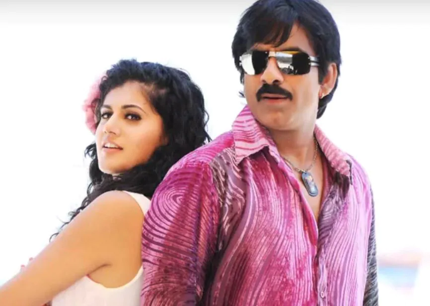 In 2012, she took a break from the signing spree and only appeared in Daruvu with Ravi Teja. The film failed to fetch positive reviews. (Image courtesy YouTube)