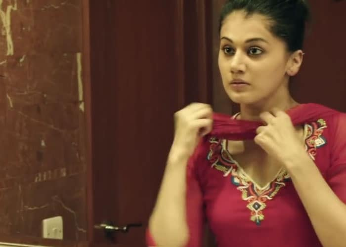 Naam Taapsee Pannu. Happy 30th Birthday