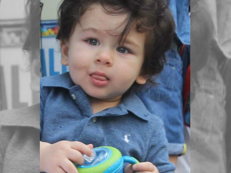 Taimur Ali Khan's Pics Make For A Happy Monday
