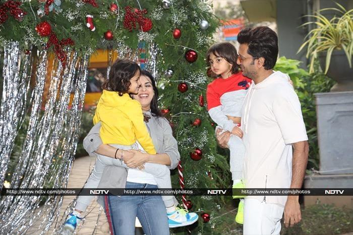 How Kareena Kapoor And Saif Ali Khan Celebrated Son Taimur\'s Birthday