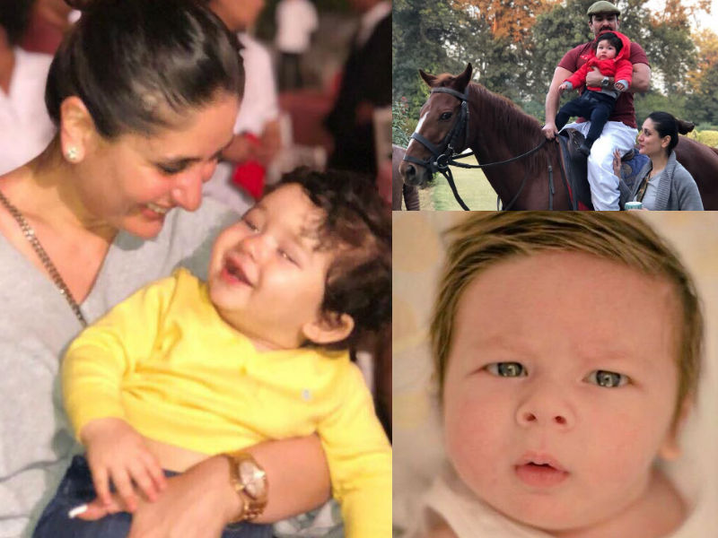 Happy Birthday, Taimur: 10 Pics Of The Little Nawab