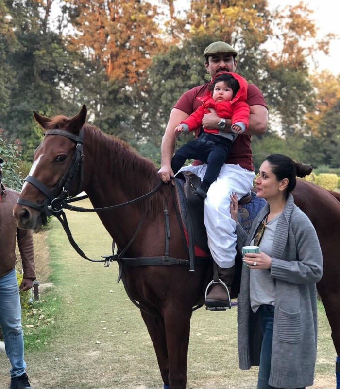 8 Fabulous Pics From Taimur\'s First Birthday Celebration