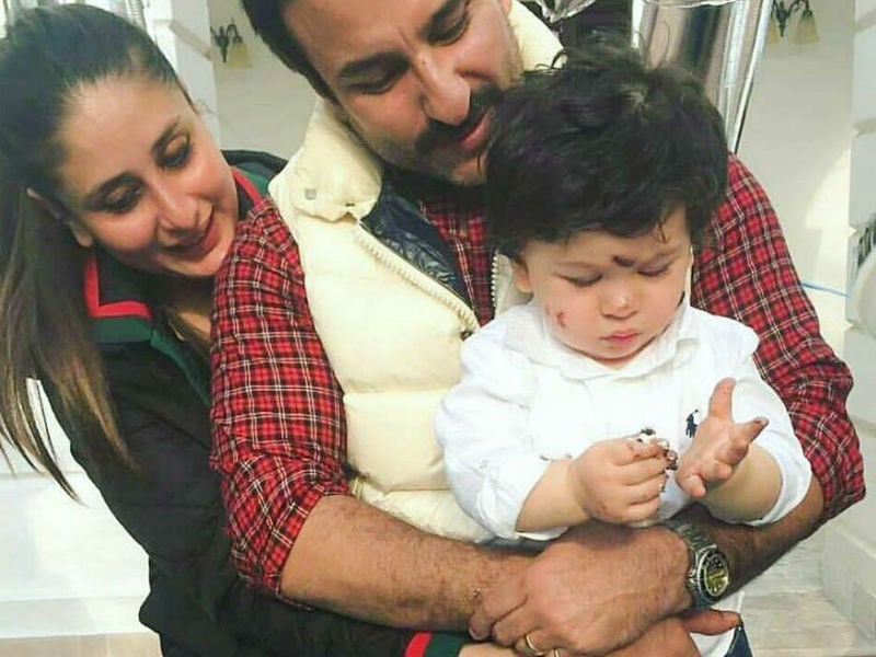8 Fabulous Pics From Taimur's First Birthday Celebration