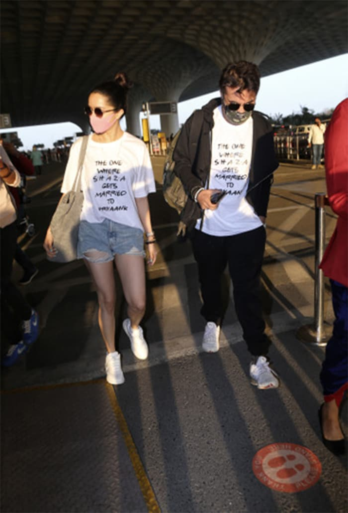 What\'s Not To Love About Tamannaah, Malaika\'s Airport Looks?