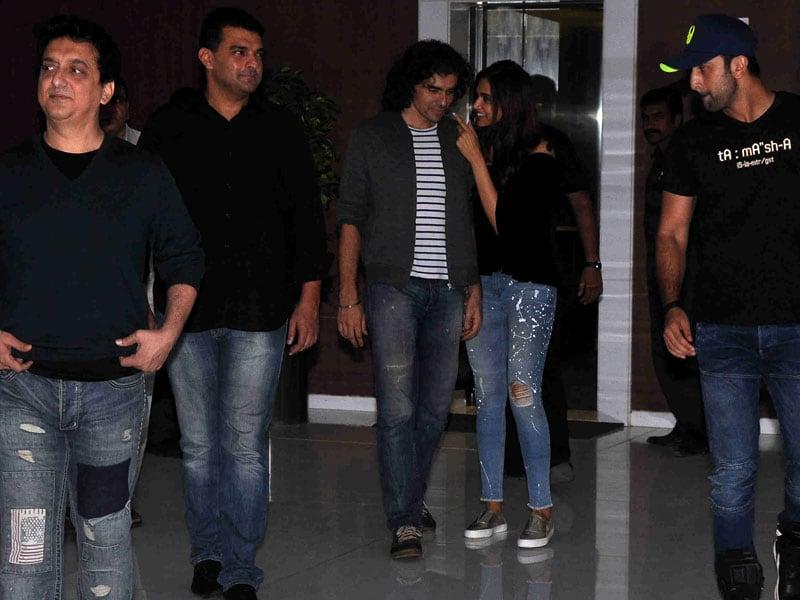 An Inside Look at Deepika, Ranbir's Tamasha at Mumbai Party
