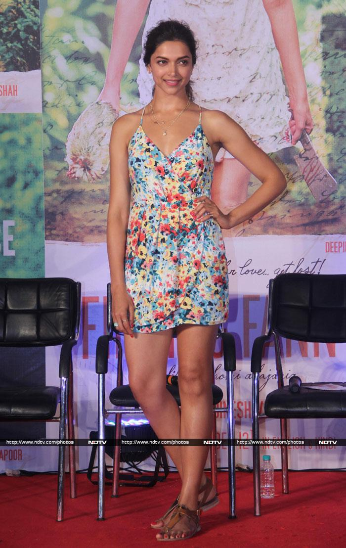 Time Travel: Deepika Goes From Vintage to Modern