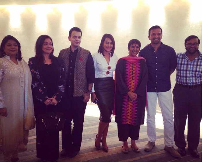 Glamourous Grind: Alia, Sonakshi, Shraddha