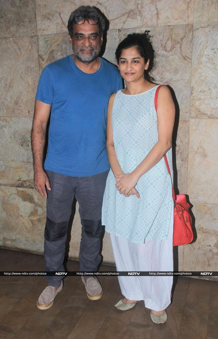 Tanu and Manu Treat Bollywood to a Preview of Their Film